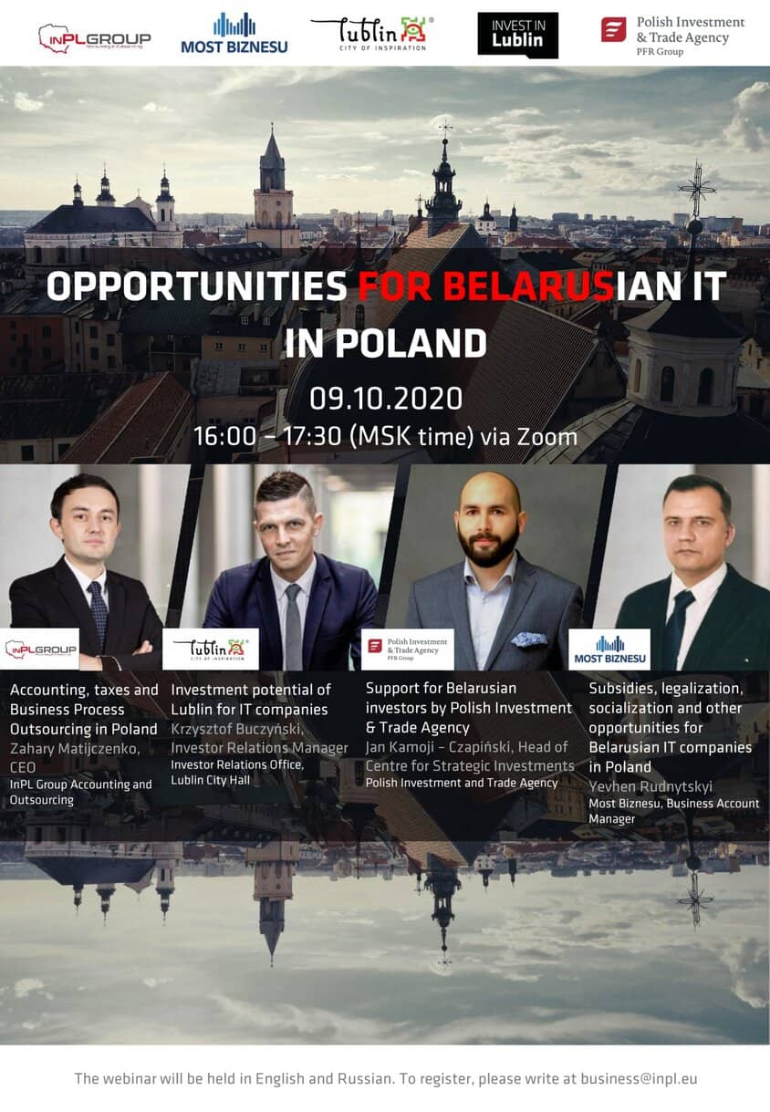Opportunities for Belarusian IT in Poland